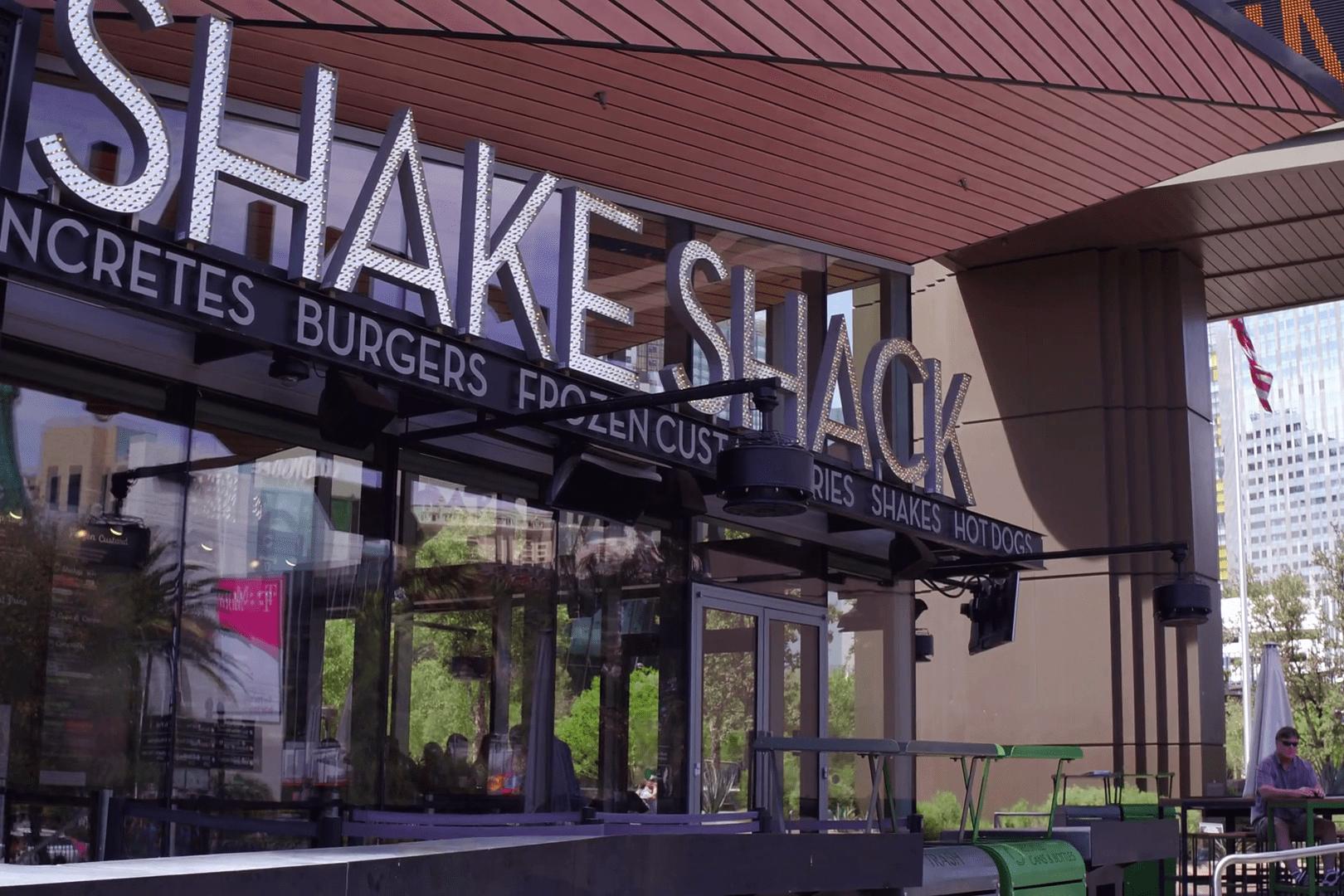 Shake Shack digital marketing analysis