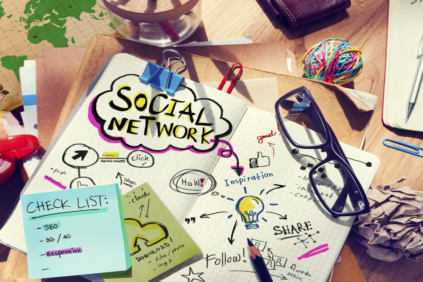 Considerations for choosing a social media tool