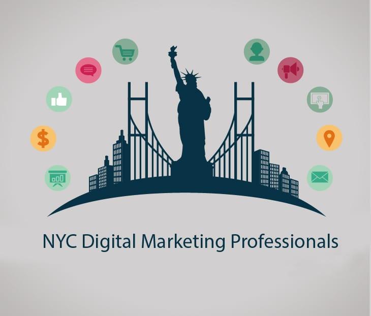 VBOUT NYC Digital Marketing Professionals