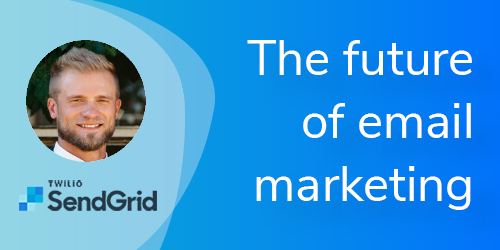 VBOUT V-cast: The Future of Email Marketing with SendGrid