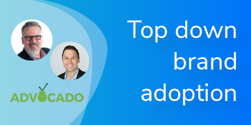 VBOUT V-cast Top Down Brand Adoption with Advocado