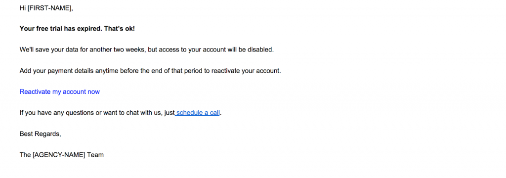 Upgrade-email-reminder