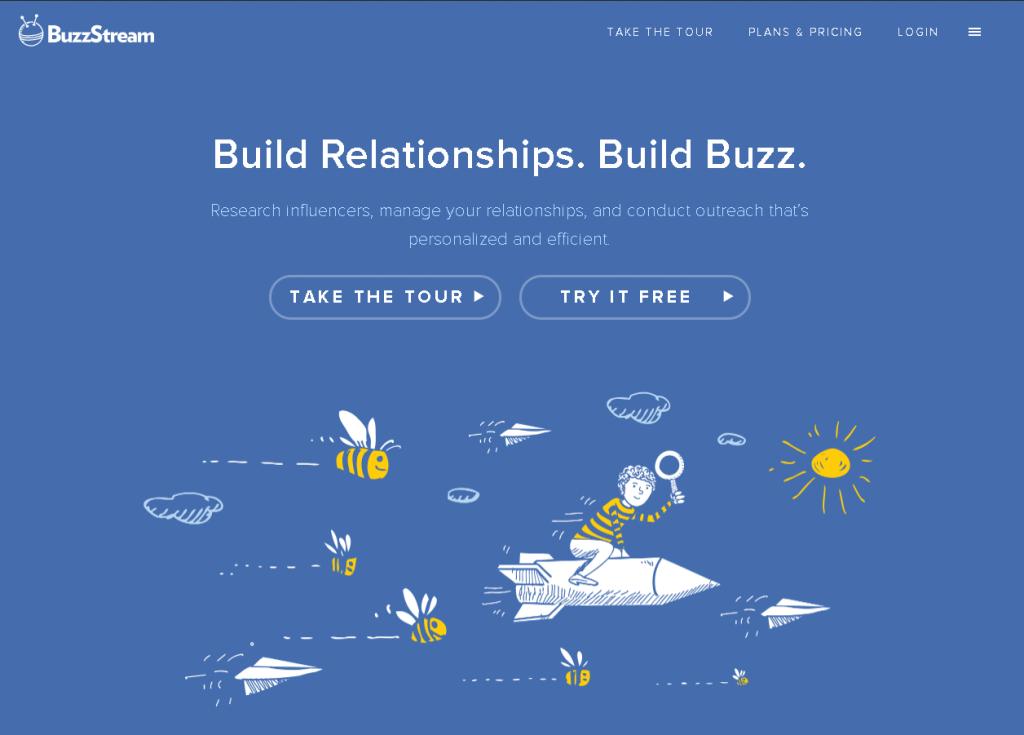 Link building for SEO - Buzzstream