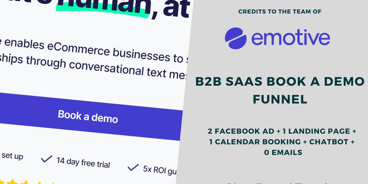 b2b-saas-book-a-demo-funnel
