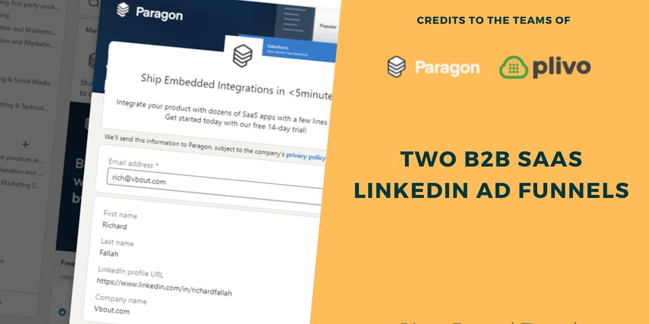 b2b-saas-linkedin-ad-funnels-from-2-companies