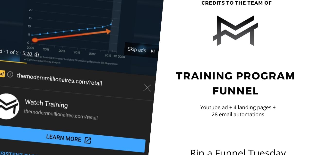 training-program-sales-funnel